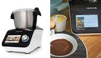 robots de cocina IKOHS